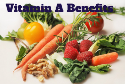 vitamin A benefits